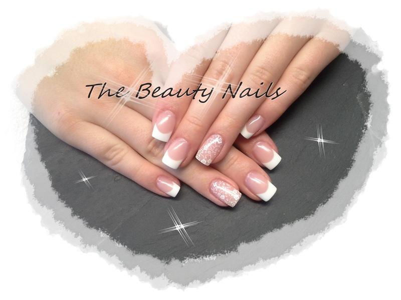 The Beauty Nails Wo Sonst Gibts Schonere Fingernagel Hochzeitsnagel